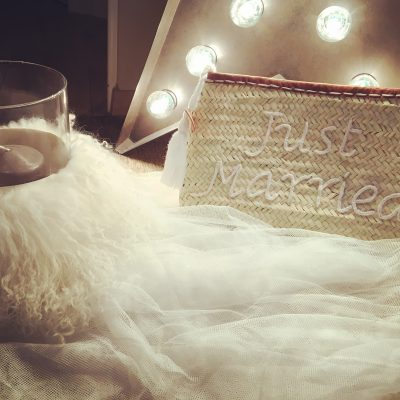 Pochette Just Married