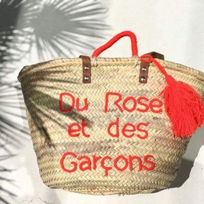 Panier Du Rosé