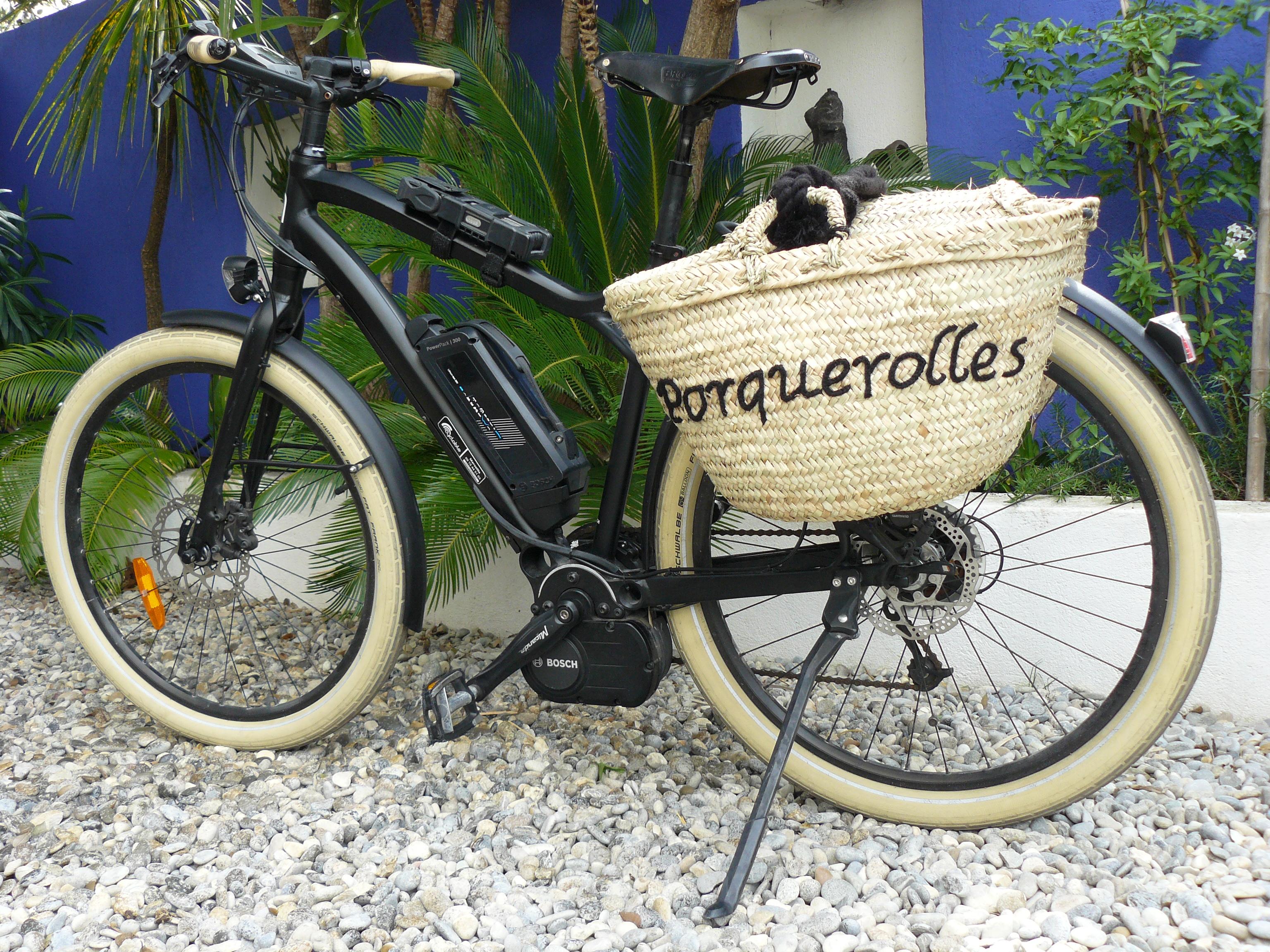 Double Panier Vélo
