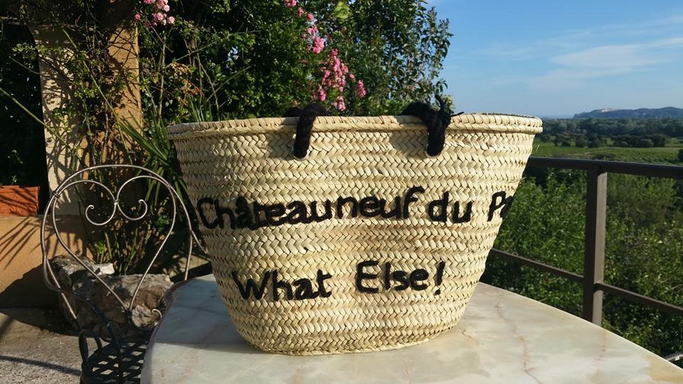 Panier Chateauneuf